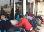 प्रजातन्त्र दिवसमा ट्रेड युनियन कांग्रेसको रक्तदान