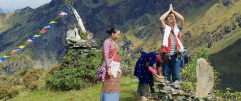 फूलमान वल निर्देशित नीरफूल भदौ २७ मा फुल्दै, भूकम्पको कथामा दयाहाङ र शान्ति