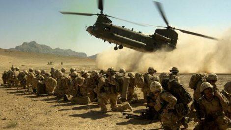 अफगानिस्तानमा गृहयुद्ध अन्त्य गराउने अमेरिकी प्रयास