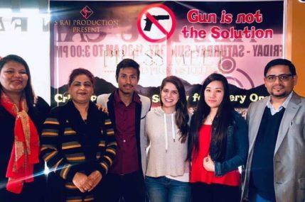 अमेरिकामा बन्दुक हिंसाविरुद्ध चेतनामुलक नेपाली गीतको भिडियो सार्वजनिक