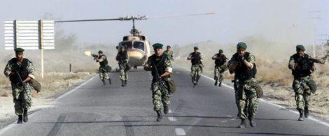 अमेरिकाको नजरमा इरानी सेना