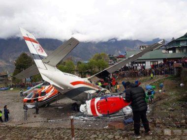 लुक्लामा जहाज दुर्घटना, तीन जनाको मृत्यु, यसरी भएको थियो दुर्घटना[भिडियो]