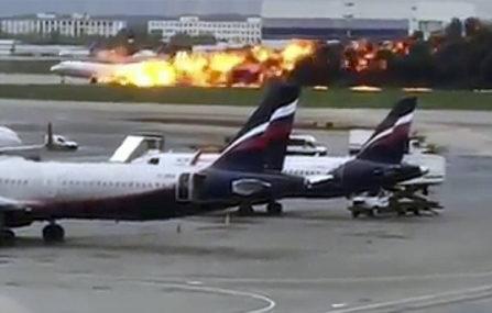 रुसमा ७८ यात्रु रहेको हवाई जहाज दुर्घटना : ४१ जनाको मृत्यु
