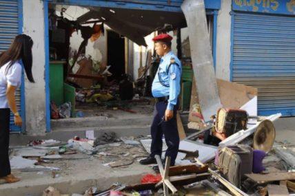 काठमाडौंका दुई स्थानमा बम बिस्फोट, ३ जनाको मृत्यु, सुरक्षा व्यवस्था कडा