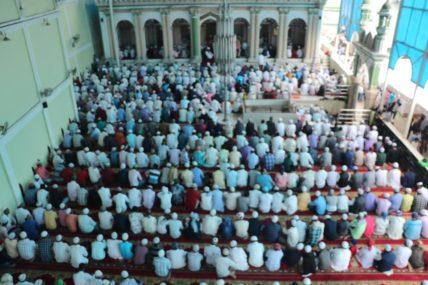 इद मुबारक ! इद उलफित्र मनाउँदै मुस्लिम समूदाय