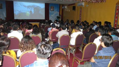 अमेरिकामा नेपाल चिनाउदै र विद्यालयलाई सहयोग गदै पाचौ किम्फ सम्पन्न
