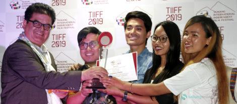 टिफमा उत्कृष्ट सर्ट फिल्म 'स्यामा पिन्बा'