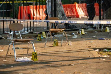 ब्रुकलिनमा गोली चल्दा एक जनाको मृत्यु, ११ घाइते