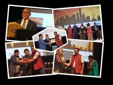 ३४ चलचित्रहरुको प्रदर्शनीसँगै नेपाल अमेरिका अन्तर्राष्ट्रिय चलचित्र महोत्सव २०१९ सम्पन्न