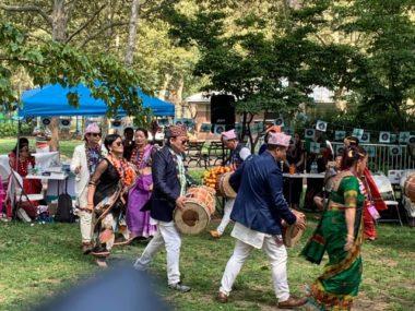 न्युयोर्कमा मनायो लिम्बु समुदायको मौलिक पर्व सिकेक्वा ताङनाम