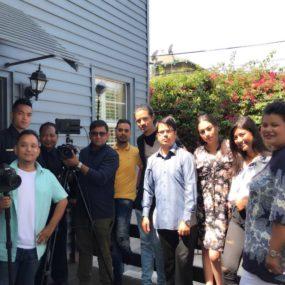 क्यालिफोर्नियाका युवा लैंगिक हिंसाविरुद्ध चेतनामुलक डकुमेन्ट्री बनाउँदै