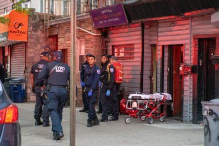 न्युयोर्कको एक क्लबमा बिहानै गोली चल्दा चार जनाको मृत्यु