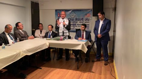 प्रवासी नेपालीको भावना अनुरुप चाडै एनआरएन नागरिकता दिने सरकारको योजना