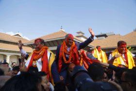 एनआरएनए अध्यक्षमा कुमार पन्त १४७ मतान्तरले विजयी, पदाधिकारीमा अमेरिकाबाट लामा, थापा र जोशी