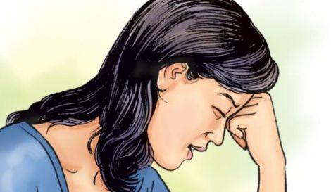 महिलाको दुवै स्तन काटेर फरार