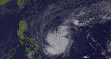 फिलिपिन्समा 'कामुरी' आँधीबाट मर्नेको सङ्ख्या १७ पुग्यो
