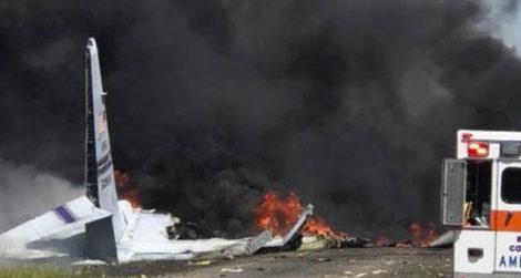 अमेरिकाको डकोटामा विमान दुर्घटना, ९ जनाको मृत्यु