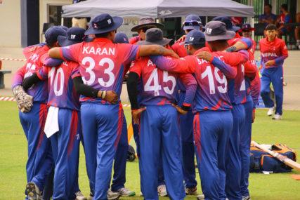 आइसीसी विश्वकप क्रिकेट लिग २ : नेपाली टोलीको घोषणा