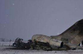 अफगानिस्तानमा अमेरिकी लडाकु विमान दुर्घटना