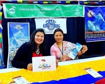 अमेरिकी ट्राभल प्रदर्शनीमा नेपाल सहभागी