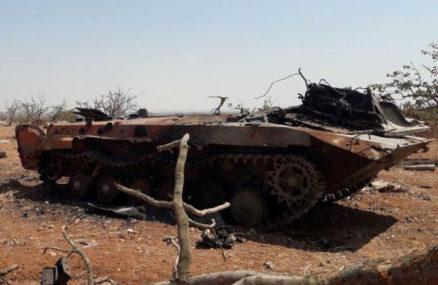 सिरियाली सेनाको आक्रमणमा ३३ टर्केली सेना मारिए
