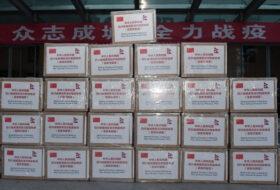 चीनबाट काेराेना परीक्षण किट र पिपीइलगायतका सामग्री ल्याइयो