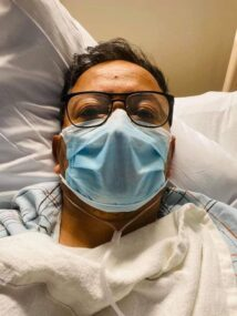 कोरोना संक्रमण भएर उपचाररत दुई नेपालीको स्वस्थ्य सुधाराेन्मुख