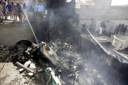 पाकिस्तानमा विमान दुर्घटना, १०७ जनाको मृत्यु