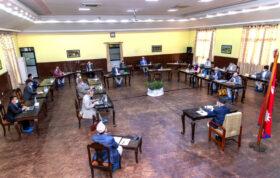 नेपालमा जेठ ३२ सम्म लकडाउन, बिमानस्थल असार १६ गतेसम्म बन्द