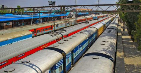 भारतमा मंगलबारदेखि रेल सेवा सञ्चालन, अनलाइन बुकिङ सुरु