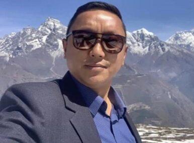 खुम्बु पासाङल्हामु गाउँपालिकाका अध्यक्ष ङिम दोर्जी शेर्पाको निधन
