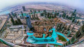 कोरोना महामारीकै बीच पर्यटकका लागि दुबई खुल्यो