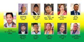 नेफिन आईसीसीको तदर्थ समिति गठन