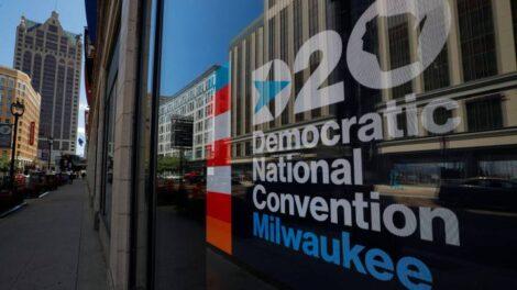 डेमोक्र्याटिक पार्टीको अधिवेशन शुरु, नेताद्वारा देशलाई विभाजनबाट जोगाउन अपिल