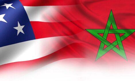 अमेरिका र मोरक्कोबीच १० वर्षे सैन्य सम्झौता