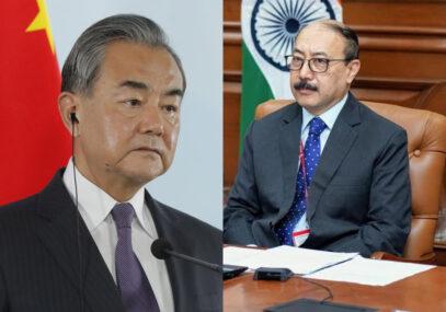 भारतीय विदेश सचिव र चिनियाँ विदेशमन्त्री आउँदै