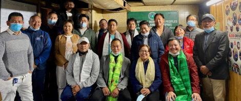 नेपाली आदिवासी जनजाति साहित्यकार महासंघ, अमेरिका गठन