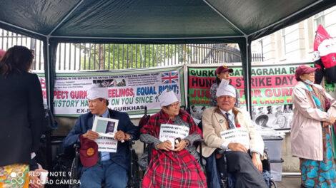 बेलायतमा गोर्खा सेनामाथि भेदभाव किन?