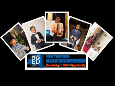 न्युयोर्कमा रहेका नेपाली समुदायका विद्यार्थीहरु न्युयोर्ककै उत्कृष्ठ हाइस्कुलमा अध्ययन गदै ।