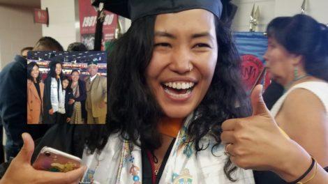 अमेरिकामा संघर्ष गर्दै नर्स बनिन् पेमा तामाङ, 'बुवाले बिरामीका घाउखटिरा सफा गरेको देखेदेखि लक्ष्य पक्रें'