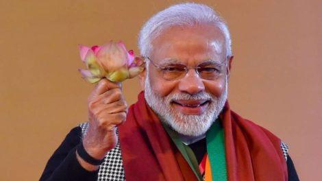 भारतमा मोदी निर्विकल्प नेता