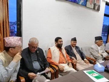 कांग्रेस केन्द्रीय समितिमा १४ औं महाधिवेशनबारे छलफल शुरु