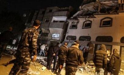 इजरायली आक्रमणमा प्यालेष्टिनी जिहादी कमाण्डरको मृत्यु