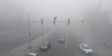 दिल्लीमा अहिलेसम्मकै बढी वायु प्रदूषण