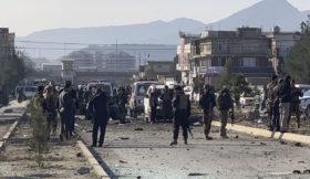 काबुल विस्फोटमा मृत्यु हुनेको संख्या १२ पुग्यो, ४ विदेशीसहित २० घाइते