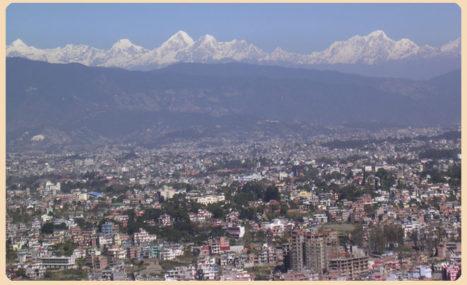 नेपाल आइपुगेकाे तीन महिनापछि