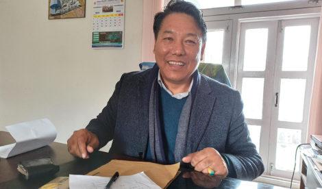 शेर्पा प्रदेश प्राप्तिका लागि निरन्तर लागिरहने छौंः ग्याल्जे शेर्पा (लामा), अध्यक्ष, नेपाल शेर्पा संघ