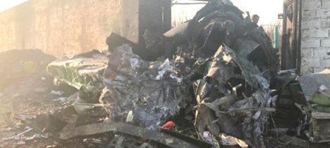 विमान दुर्घटनामा ८२ इरानी र ६३ क्यानेडालीको मृत्यु