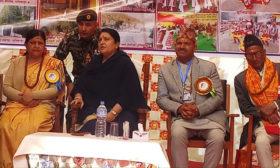 राष्ट्रपति भण्डारी आज दार्चुला र बैतडीमा, भोलि कञ्चनपुर जाने