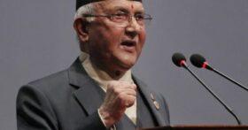 दाहाल–नेपाल समुहले ओलीलाई पार्टी सदस्यबाट निष्कासन गरे